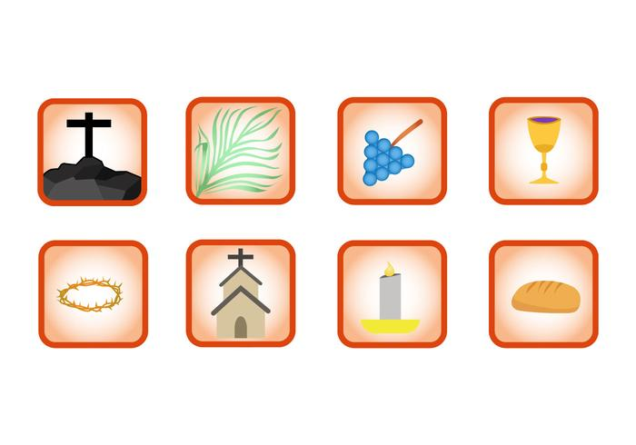Gratis Religieuze Pictogram Vector