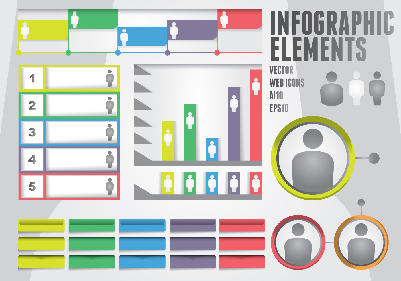 Infographic Elements - Download Free Vector Art, Stock ...