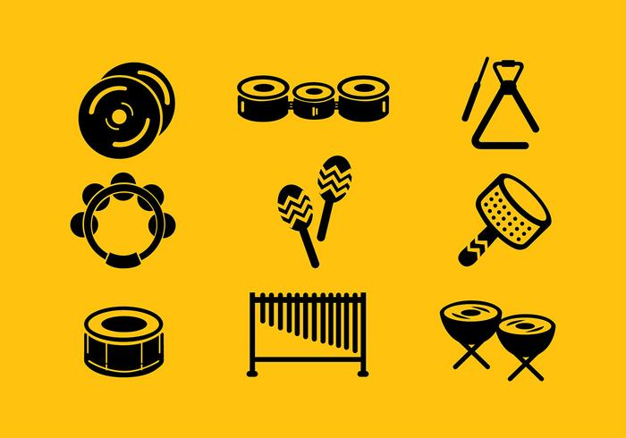 Musical Icon Free Vector