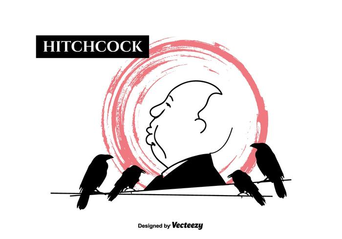 Free Hitchcock Vector
