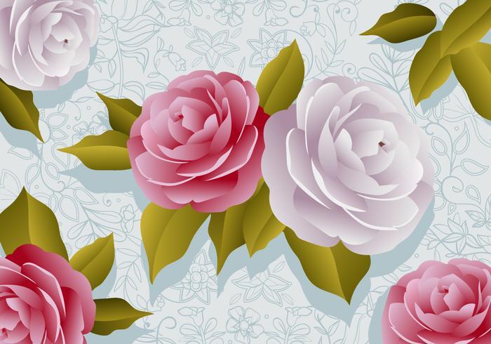 Fleurs Camellia