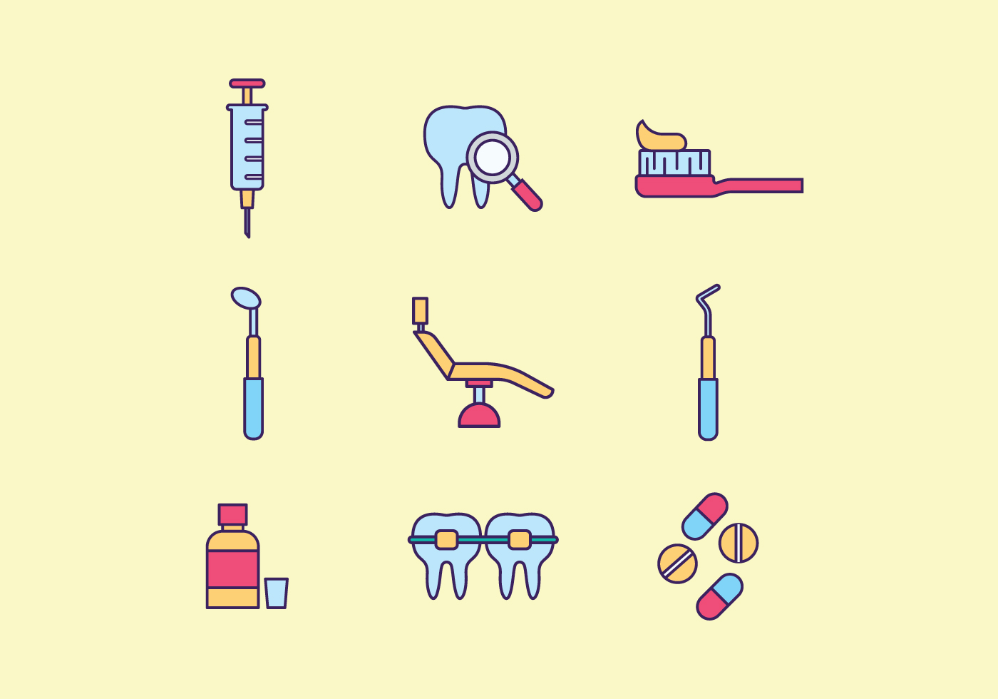 Dentist Vector Download Free Vector Art Stock Graphics