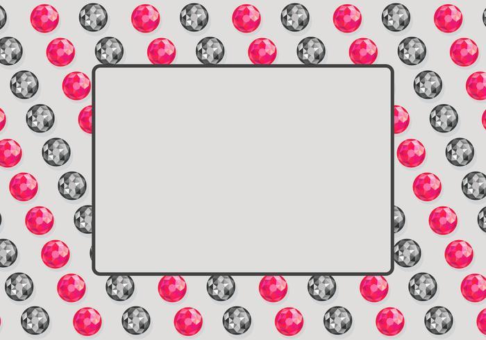 Plantilla de fondo de diamantes de imitación - Descargue Gráficos y ...