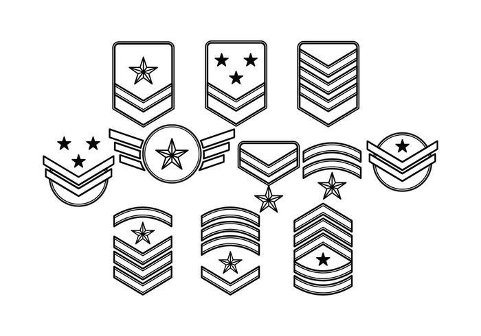 Vetor de brigada grátis