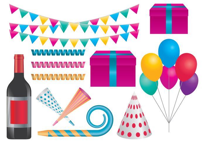 Celebration Party Items