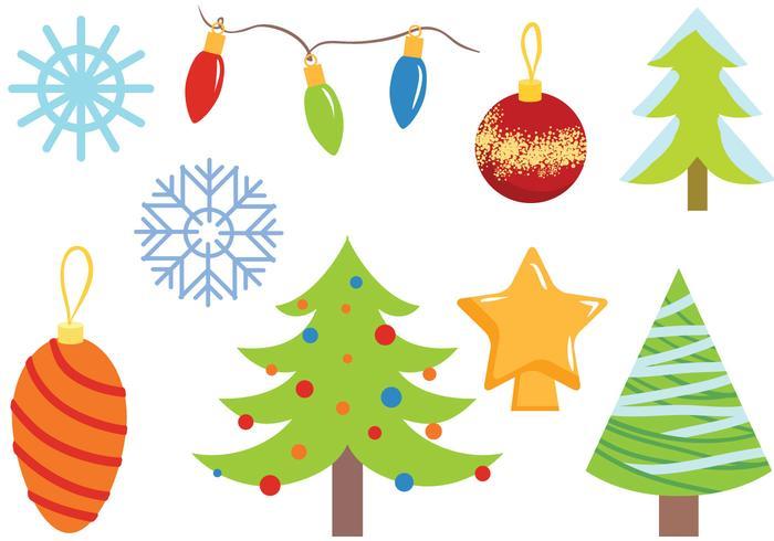 Free Fun Christmas Vectors