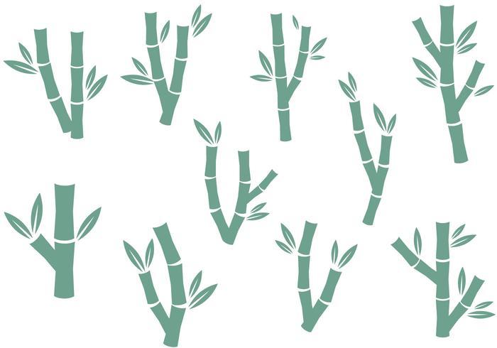 Free Bamboo 2 Vektoren
