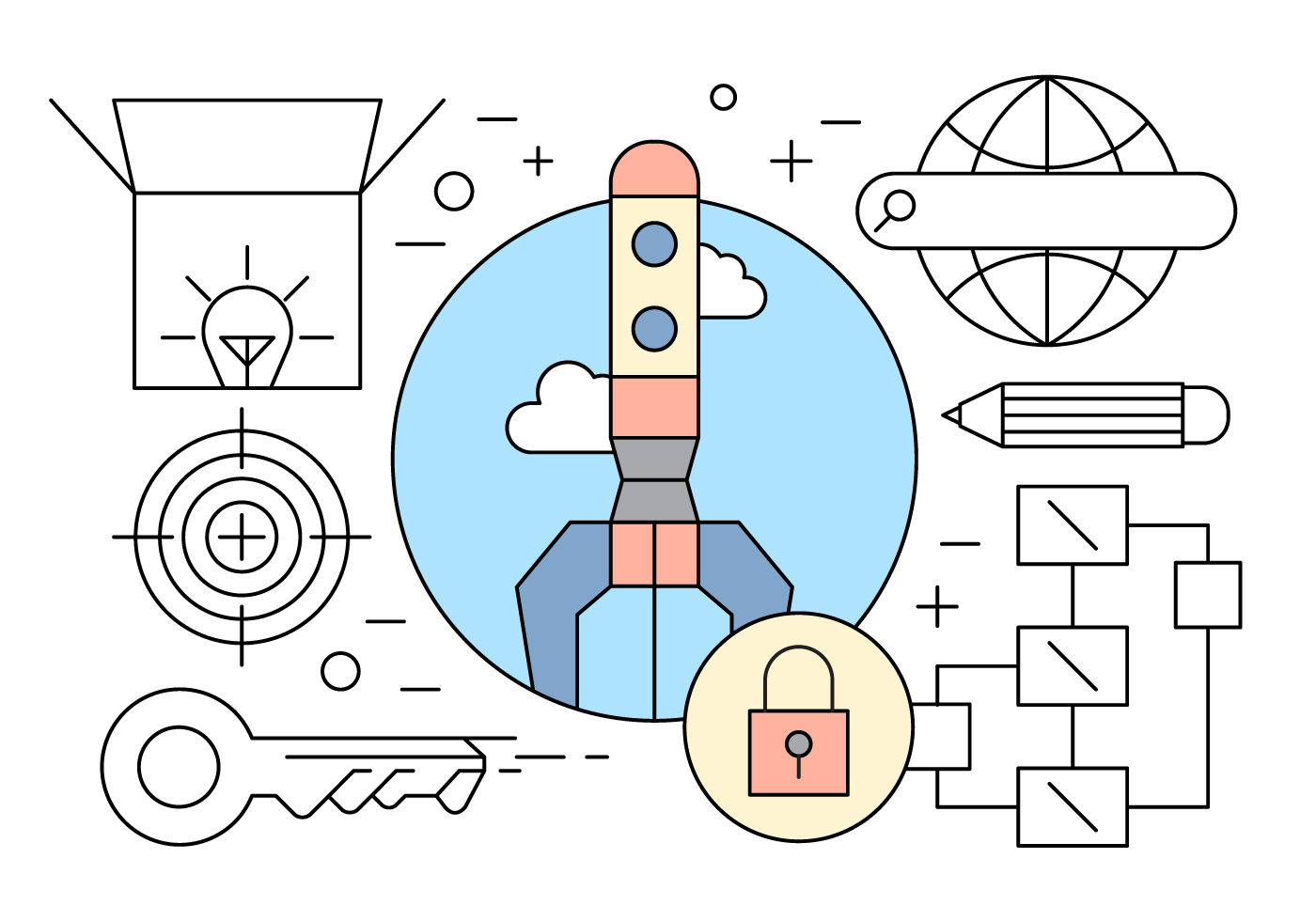 Free Entrepreneurship Icons - Download Free Vectors ...