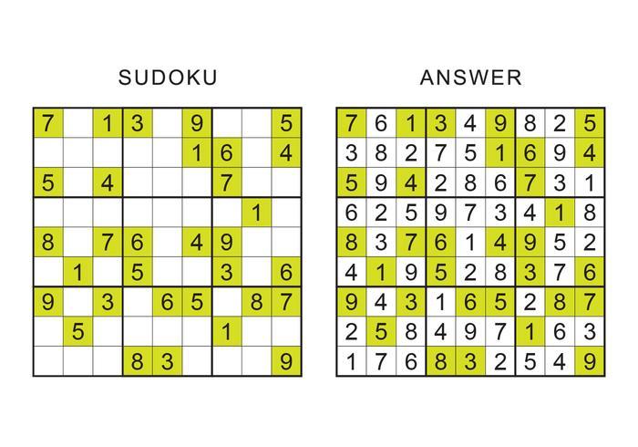 Vetor Sudoku