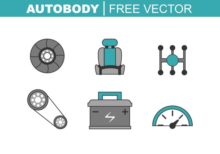 Autobody Free Vector