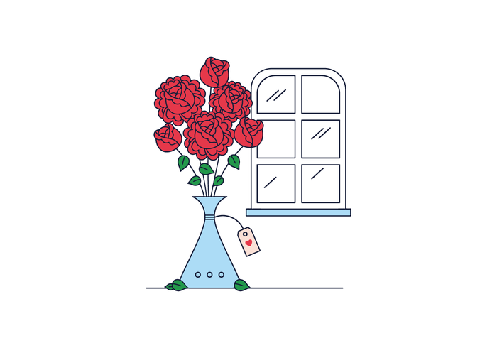 Free Roses Vector