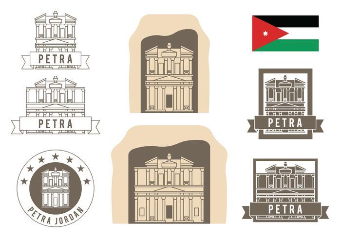 Petra Symbols Set