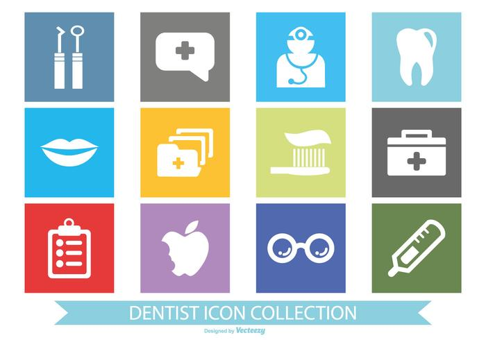 Dentist Icon Collection