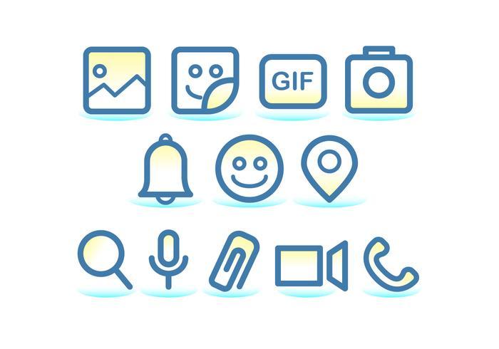 Tecnologia Facebook Messanger Icon