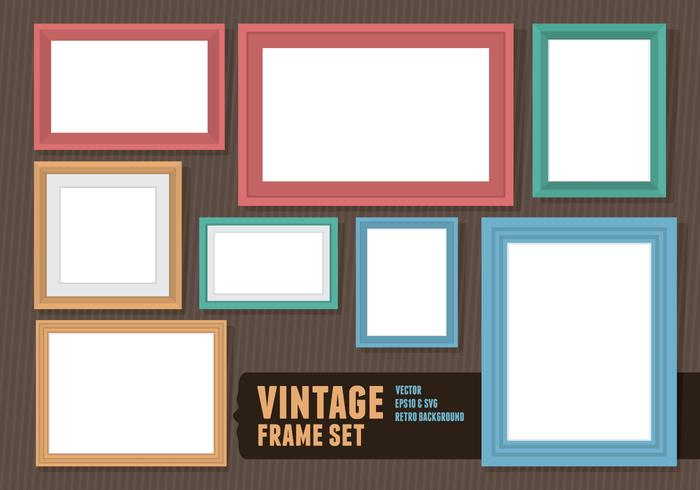 Blank Picture Frame - Download Free Vector Art, Stock Graphics & Images