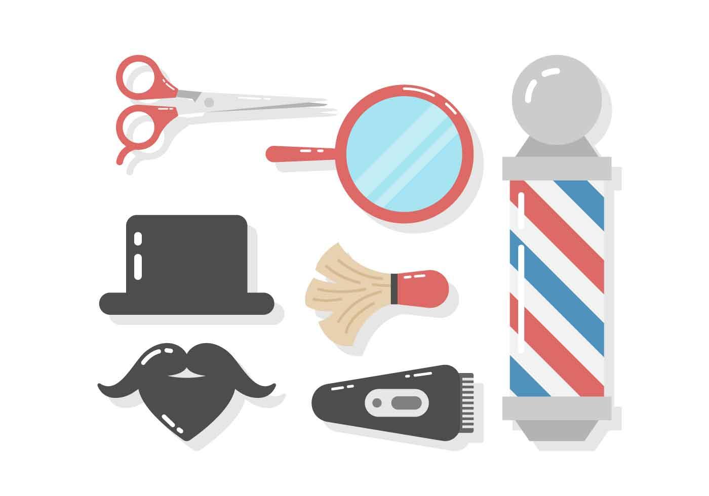 Free Barber Shop Vector Download Free Vectors Clipart