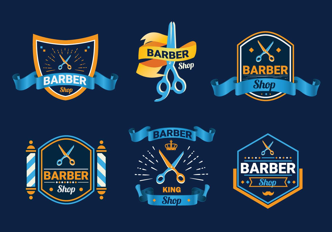 barber logo download - 632×443