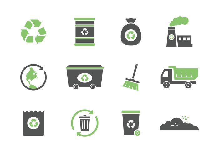 Free Landfill Vector