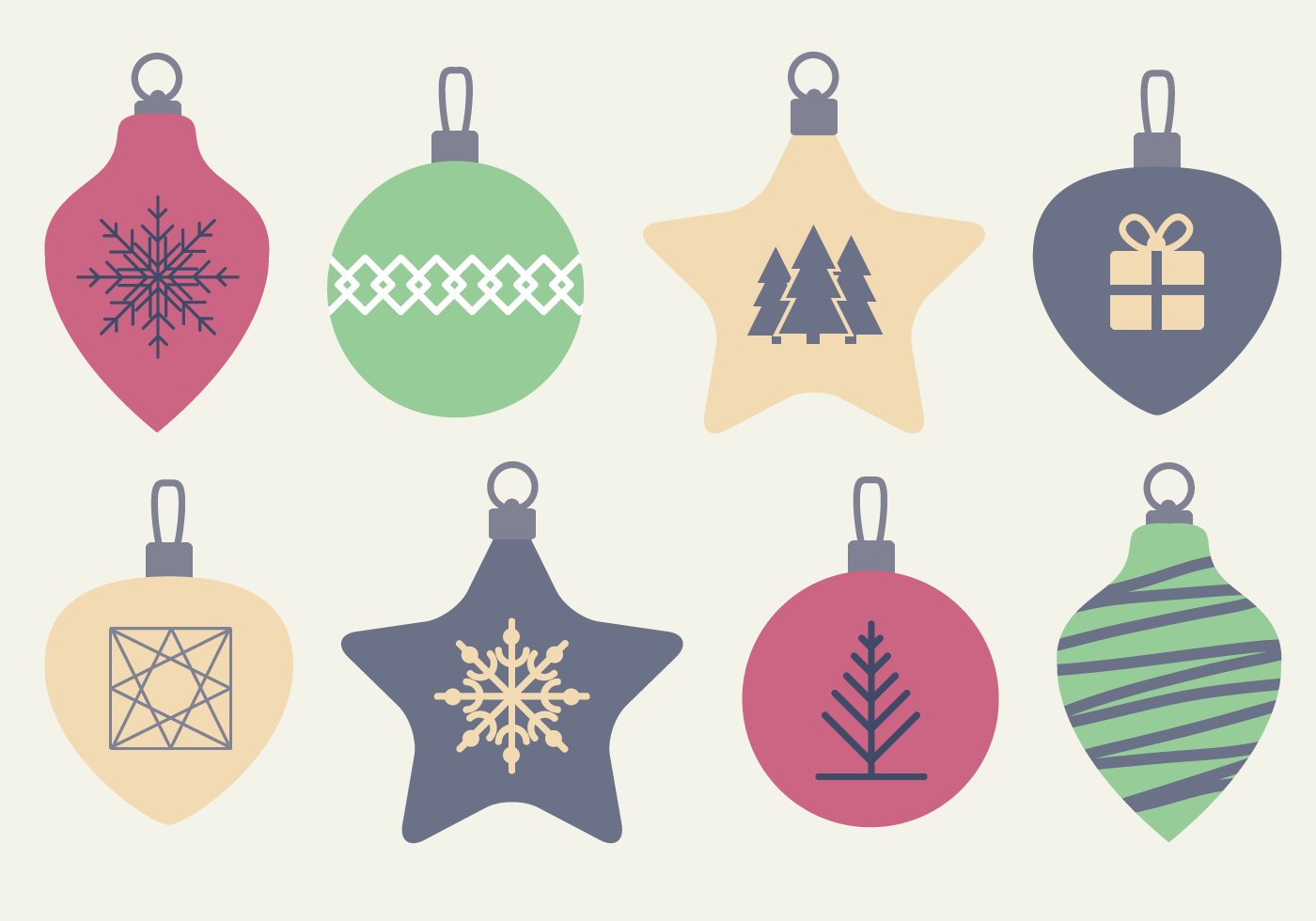 Christmas Ornament Vector.Christmas Ornament Free Vector Art 26 267 Free Downloads