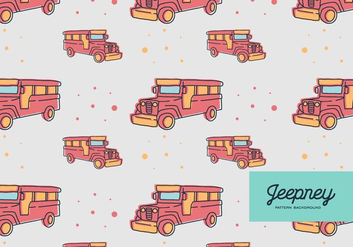 Jeepney mönster