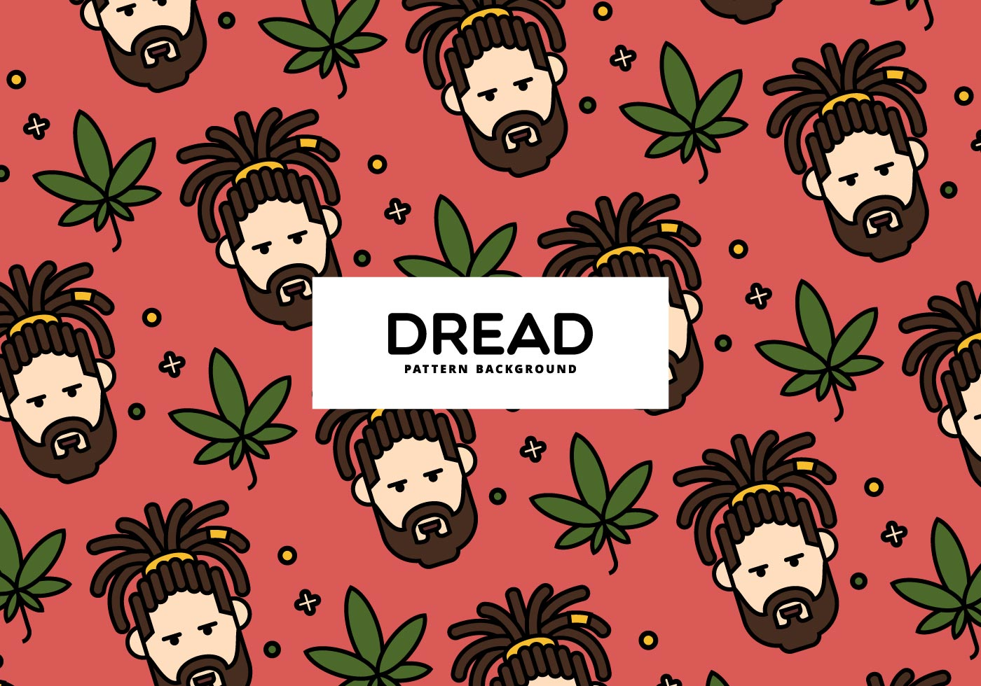 Dreads Background Download Free Vectors Clipart