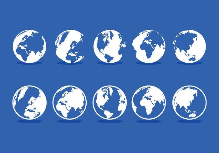 Vector libre Globus