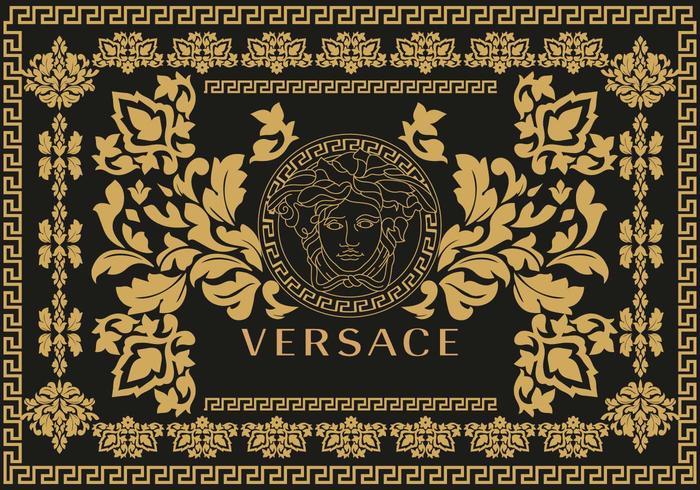 Versace Background Vector