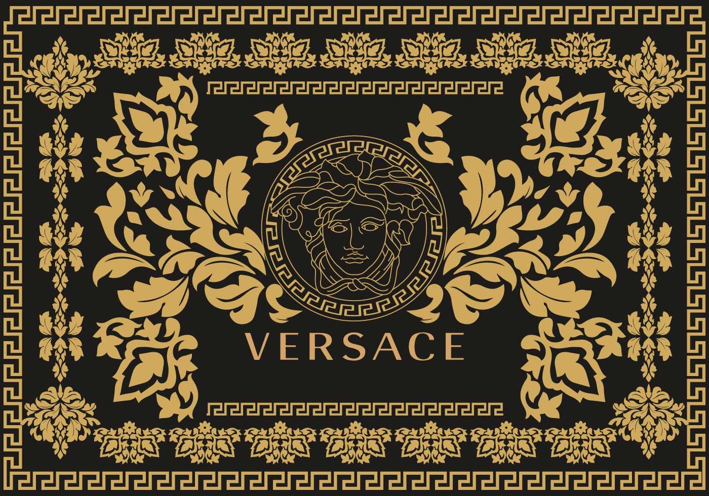 Versace Background Versace Background Vec...