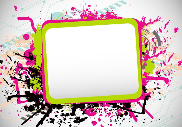 Grunge Funky Frames Download Free Vector Art Stock Graphics Images
