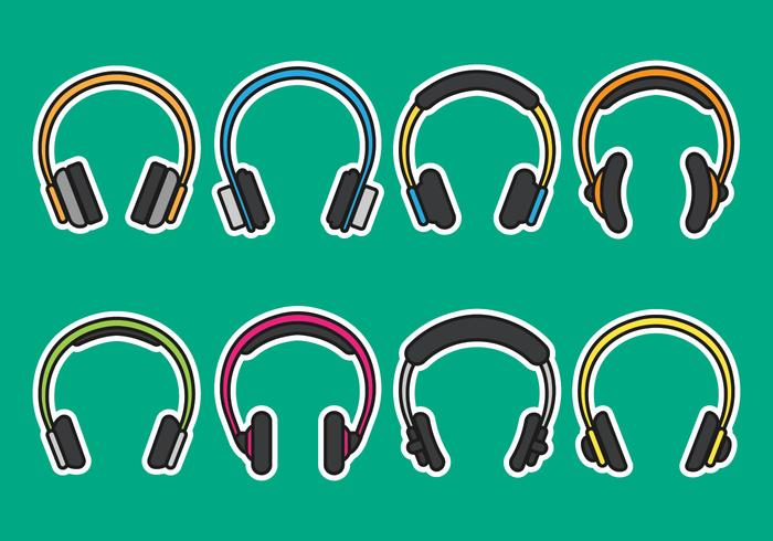 Head Phone Icons