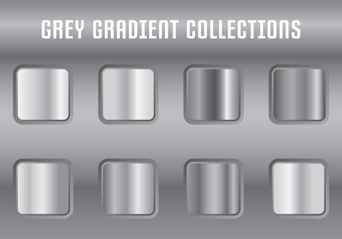 Grey Gradient Collections