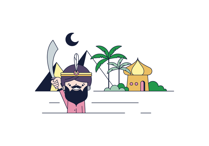 Vector livre Sultan