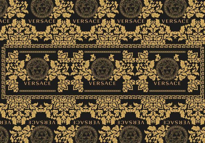 Versace Background 2 Vector