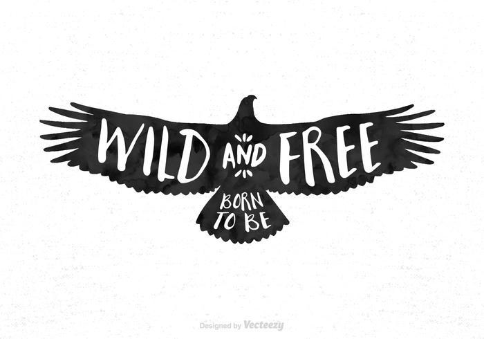 free retro condor silhouette vector download free vector