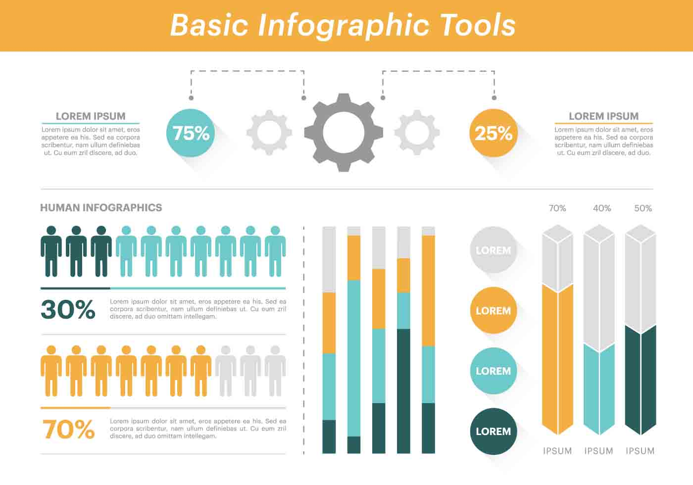 Infographic People Free Vector Art - (6832 Free Downloads)