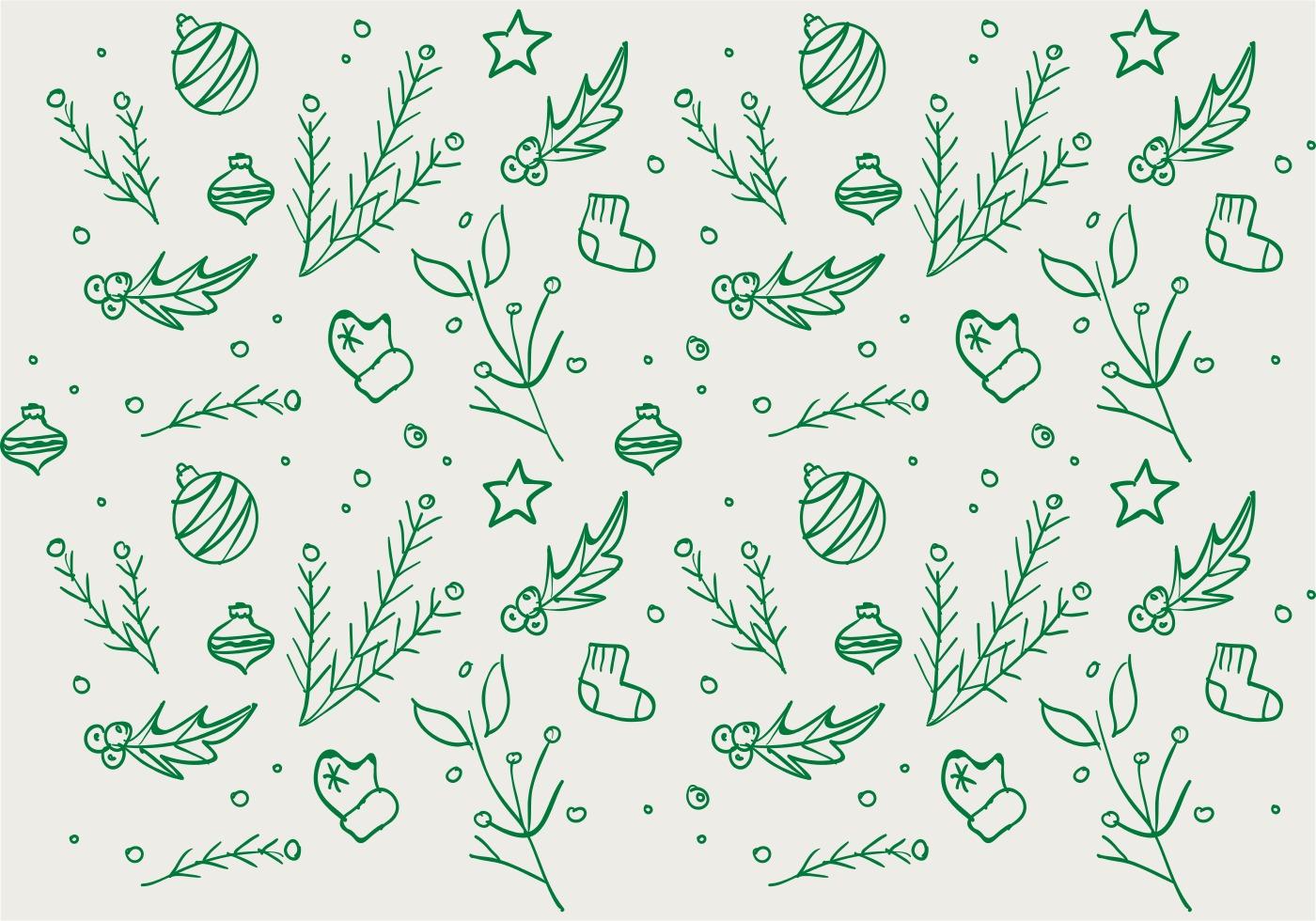 聖誕節圖案