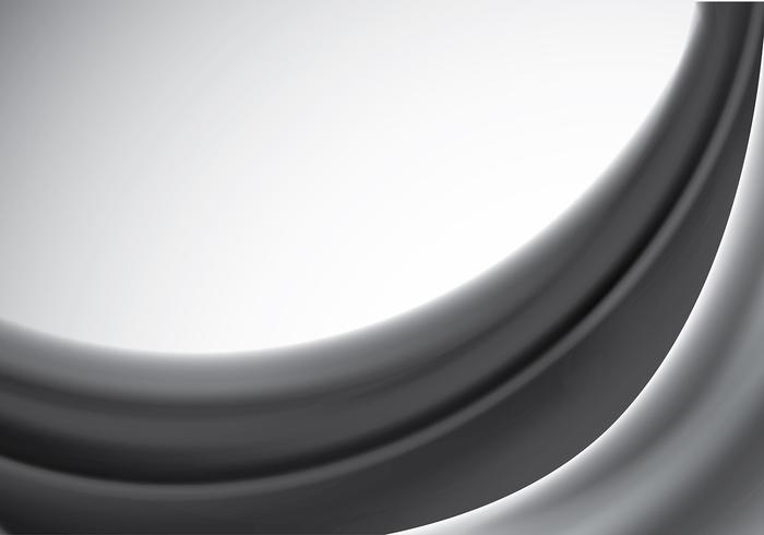 Grey Gradient Background Free Vector