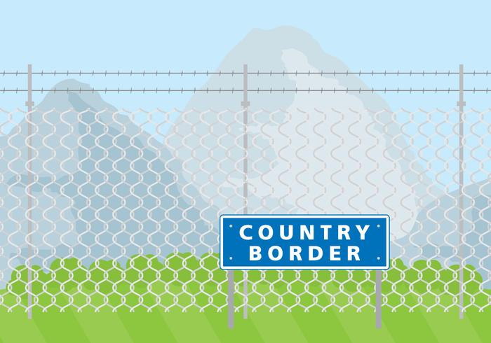 Country Border