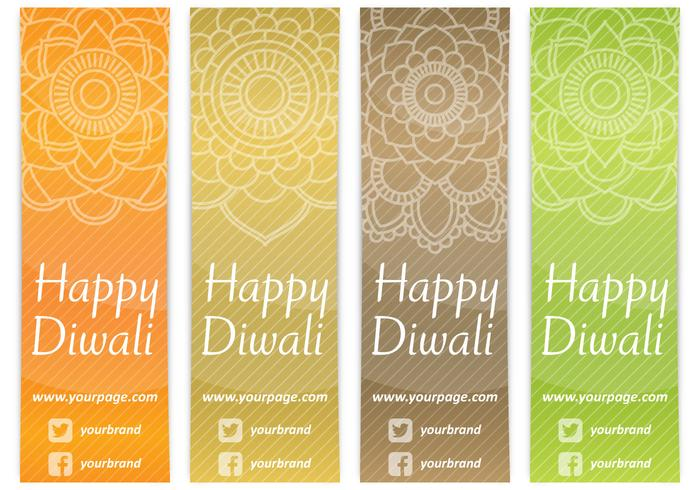 Diwali Bookmarks