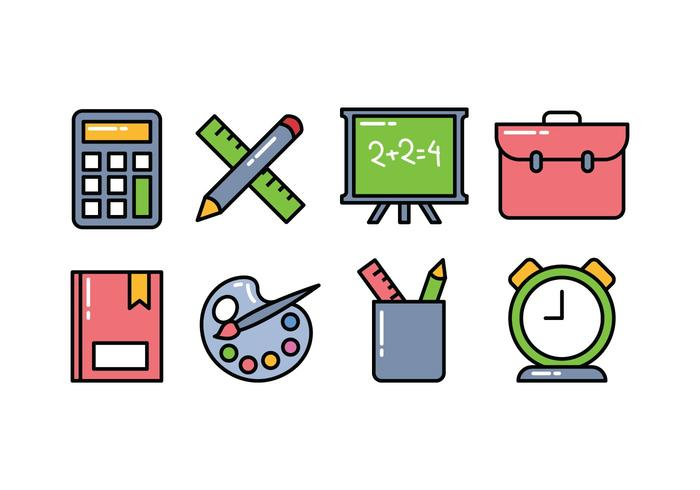 Ecole Icon Pack
