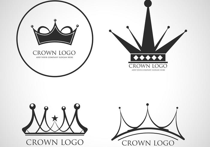 Crown Logo Vektor
