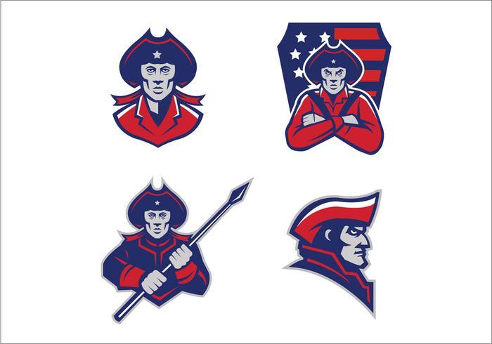 Free Patriots Vector