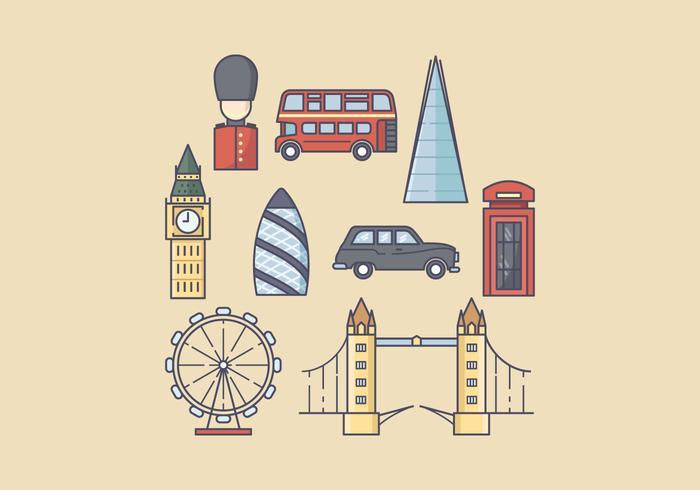 Free England Icons