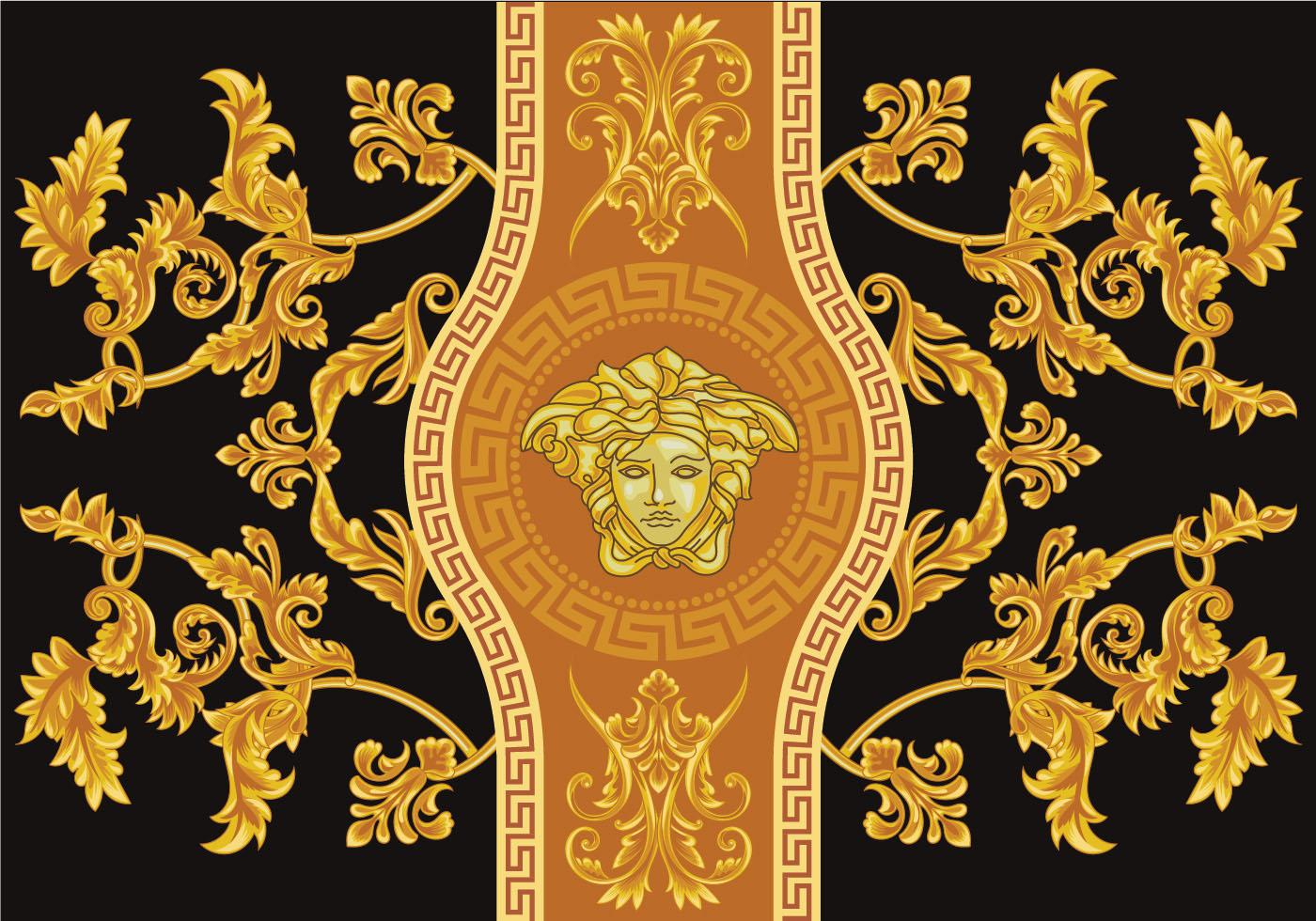 Versace Watch Vector -...