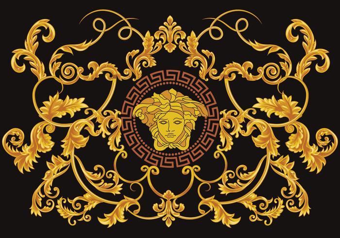 Greek Versace Vector