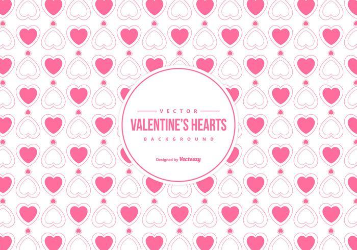 Cute Valentijnsdag Achtergrond