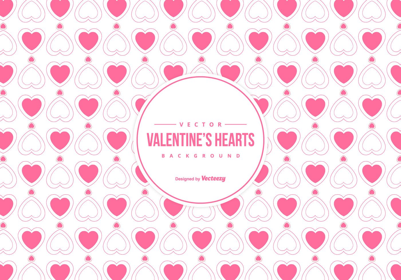 Cute valentine 39 s day background download free vectors clipart graphics vector art - Cute valentines backgrounds ...