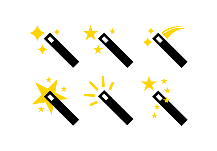 Magic Stick Vectors