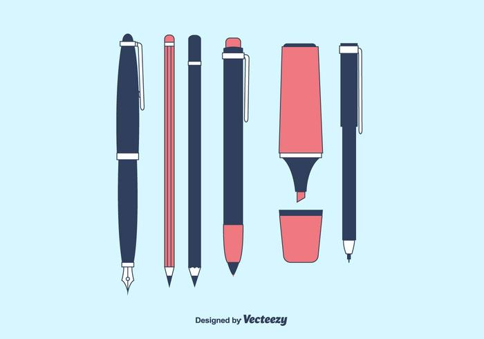 Vector Writing Tools Collection