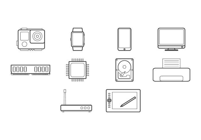 Free Technology Icon